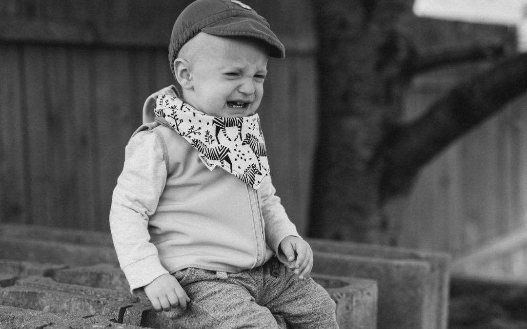Jaké jsou fáze náročného dítěte?